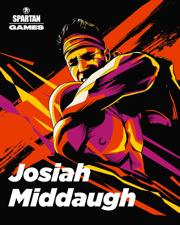 Josiah Middaugh Spartan Games