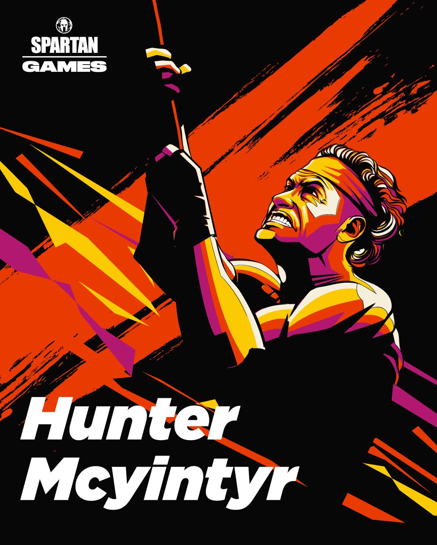 Hunter Mcyintyr Spartan Games