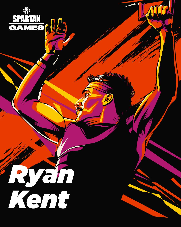 Ryan Kent Spartan Games