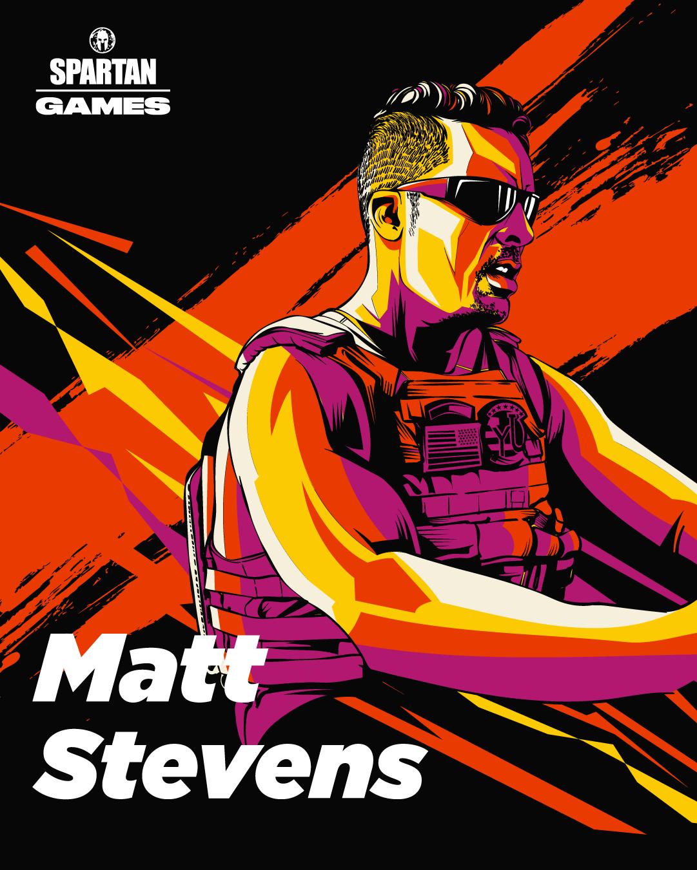 Matt Stevens Spartan Games