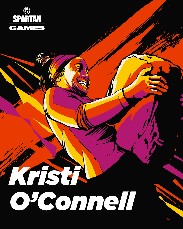 Kristi O'Connell Spartan Games