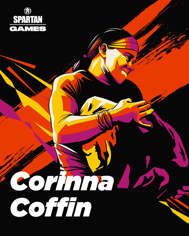 Corinna Coffin Spartan Games