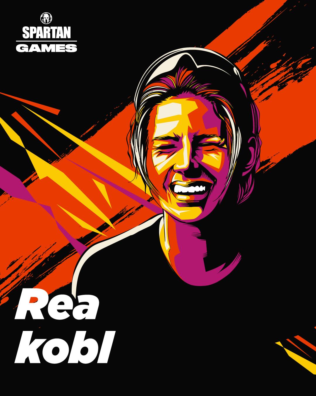 Rea Kobl Spartan Games