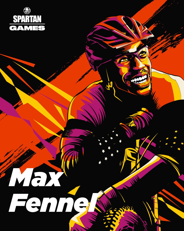 Max Fennel Spartan Games