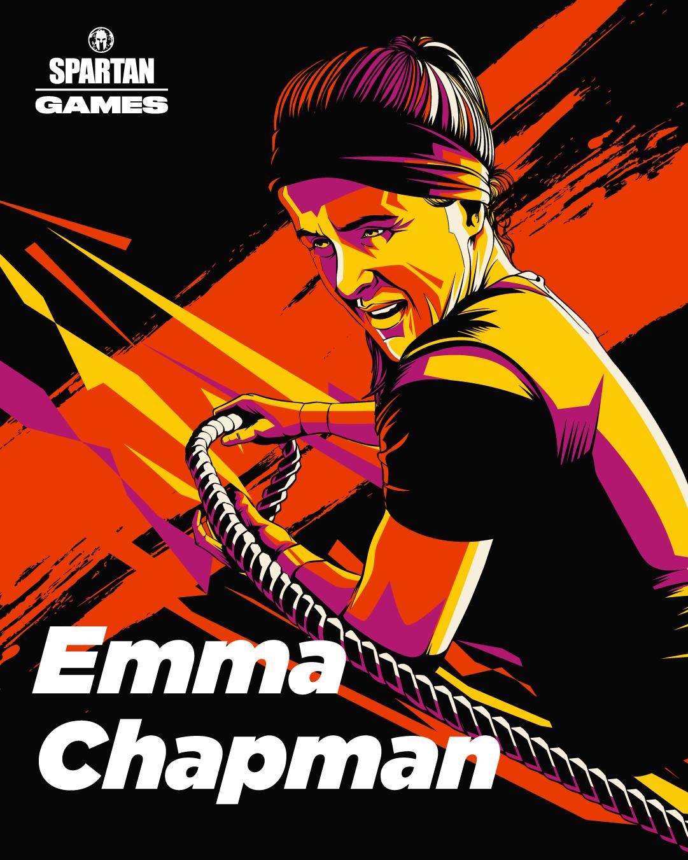 Emma Chapman Spartan Games